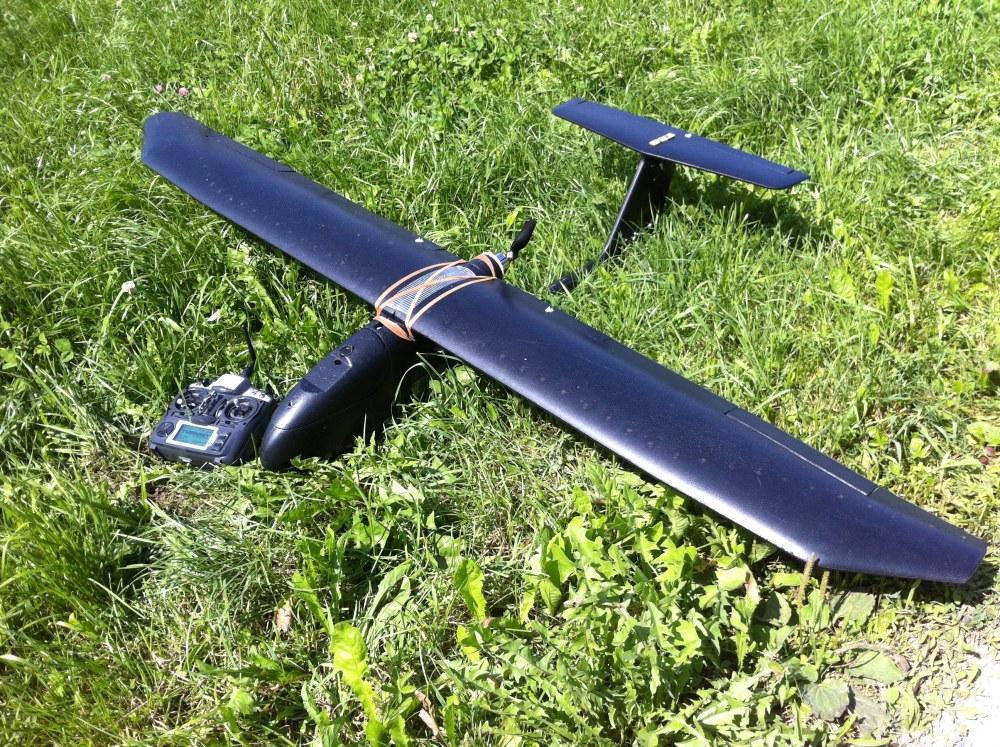 Next Gen Conservation Drone under testing (1/2)