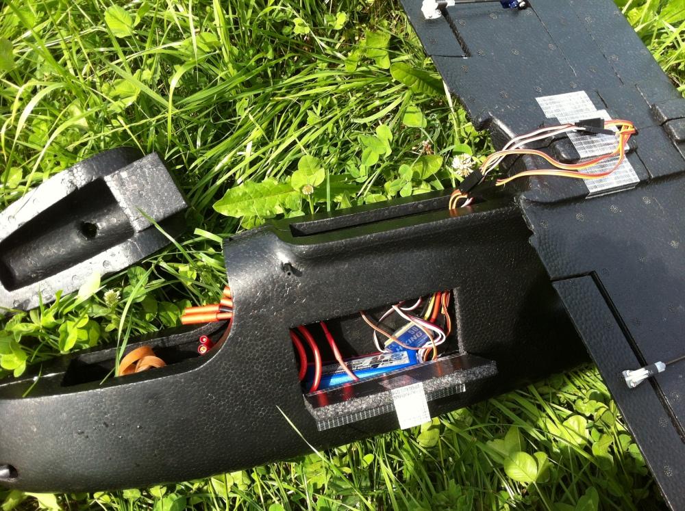 Next Gen Conservation Drone under testing (2/2)