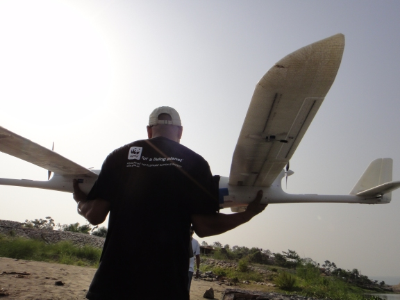 Conservation Drones for WWF Nepal