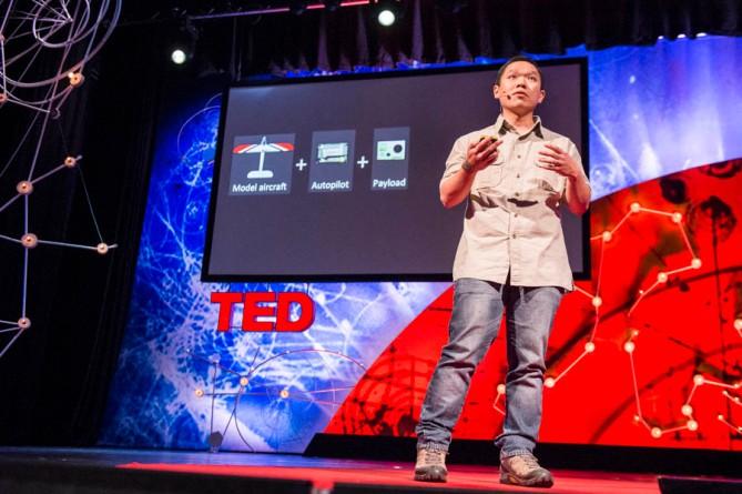 Lian Pin Koh, TEDGlobal 2013 (Link)