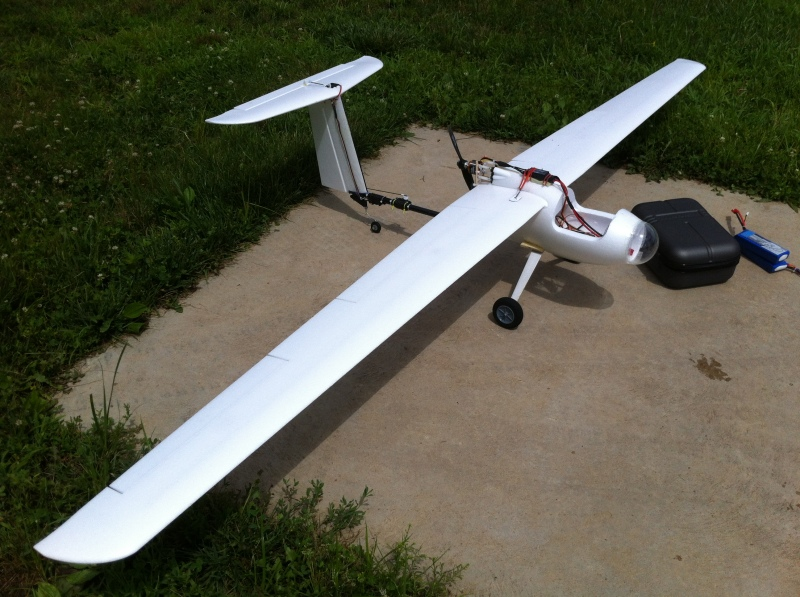The Techpod Conservation Drone