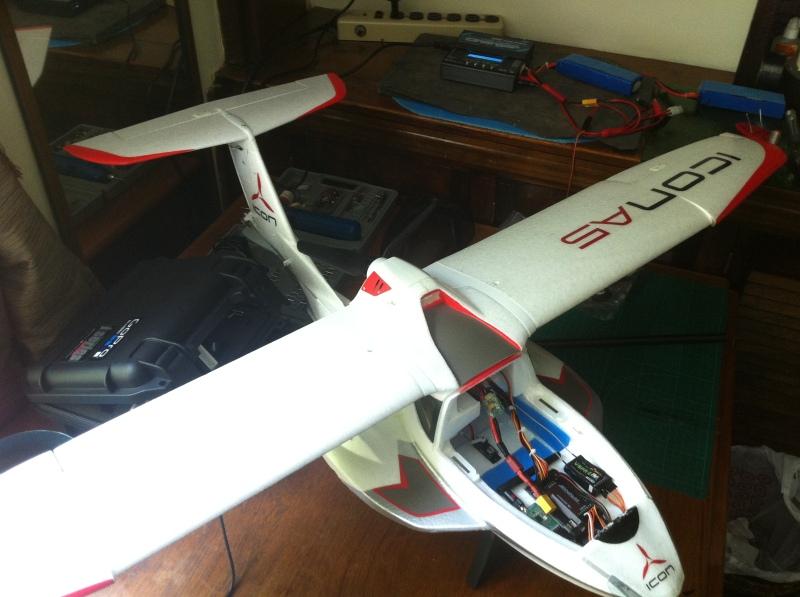 Amphibious Conservation Drone