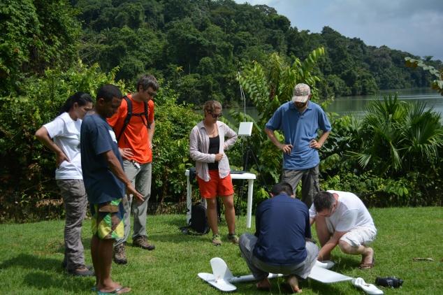 Barro Colorado Island, Panama: Smithsonian Tropical Research Institute