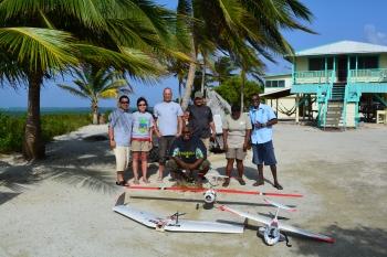 Belize: Glover's Reef, WCS Belize