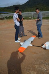 Drone talk