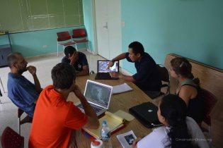 Classroom briefing