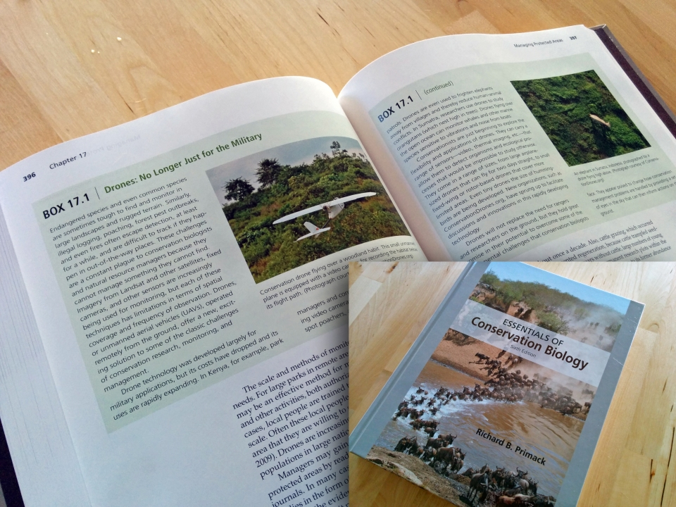 Essentials of Conservation Biology