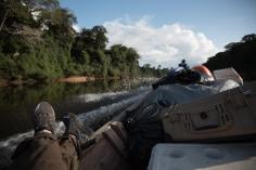 A long trip down-river
